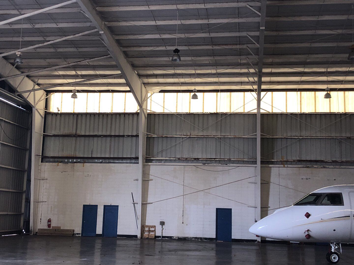 Aircraft Industrial Coatings