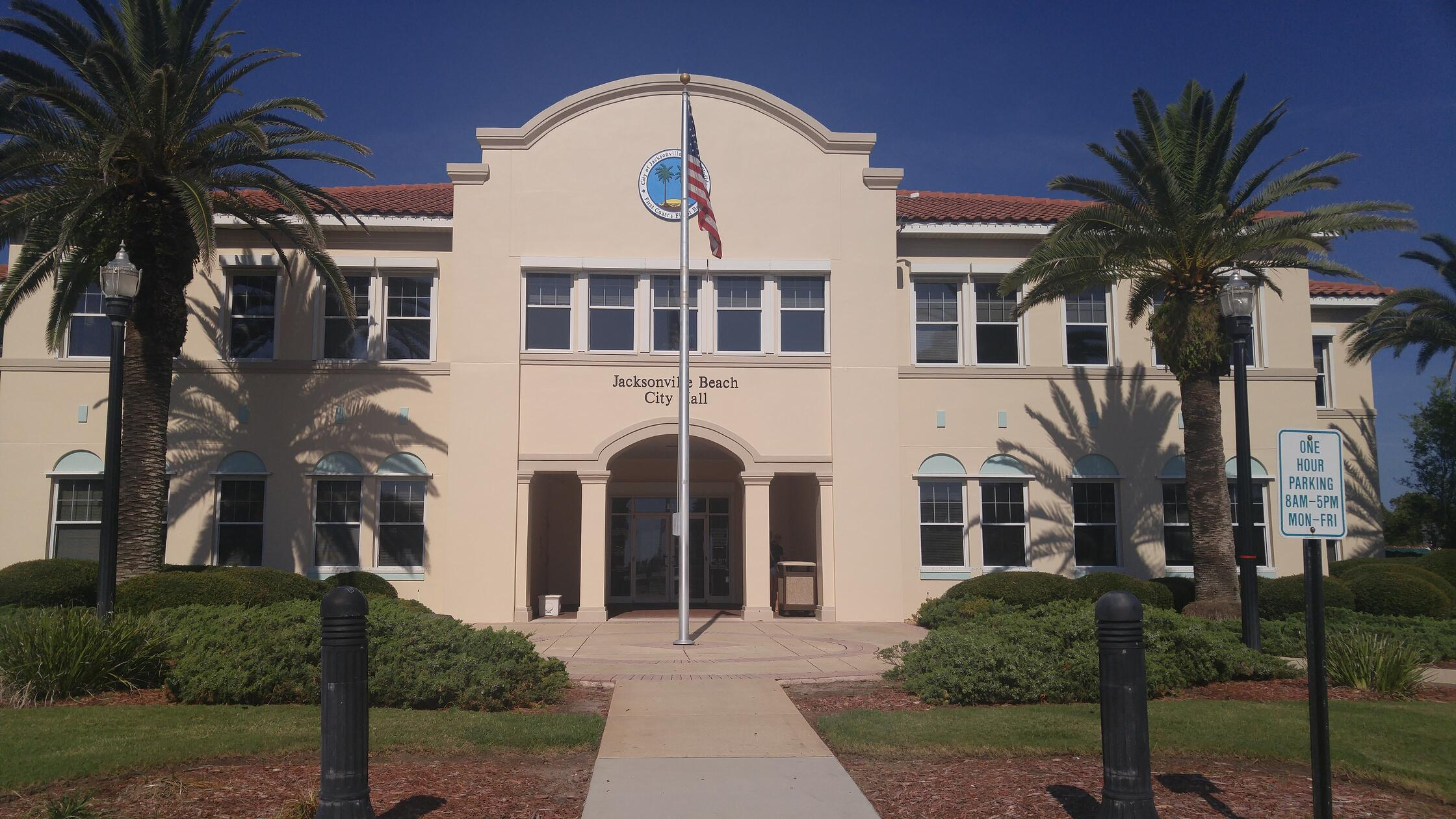 Jax Beach City Hall
