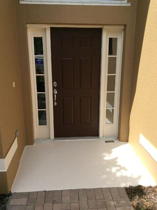 Tips For Properly Painting Your Homes Front Door