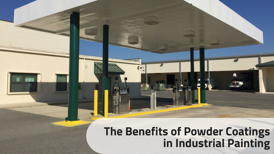 The Benefits of Powder Coatings in Industrial Painting-1