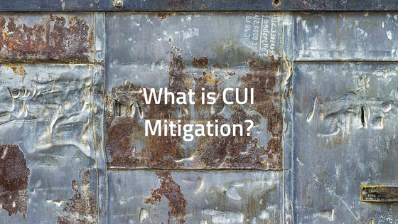 What is CUI Mitigation_