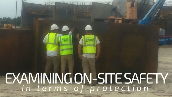 examining on-site safety