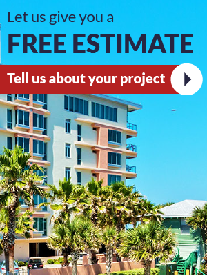 Let us give you a free estimate - Tell us about your project now