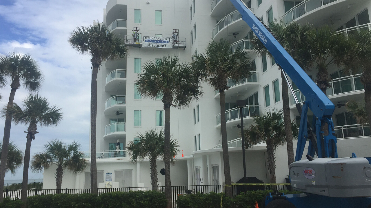 Commercial Painters Tampa