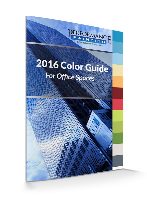 2016 Color Guide for Office Spaces