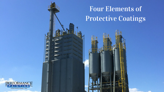 Four Elements of Protective Coatings