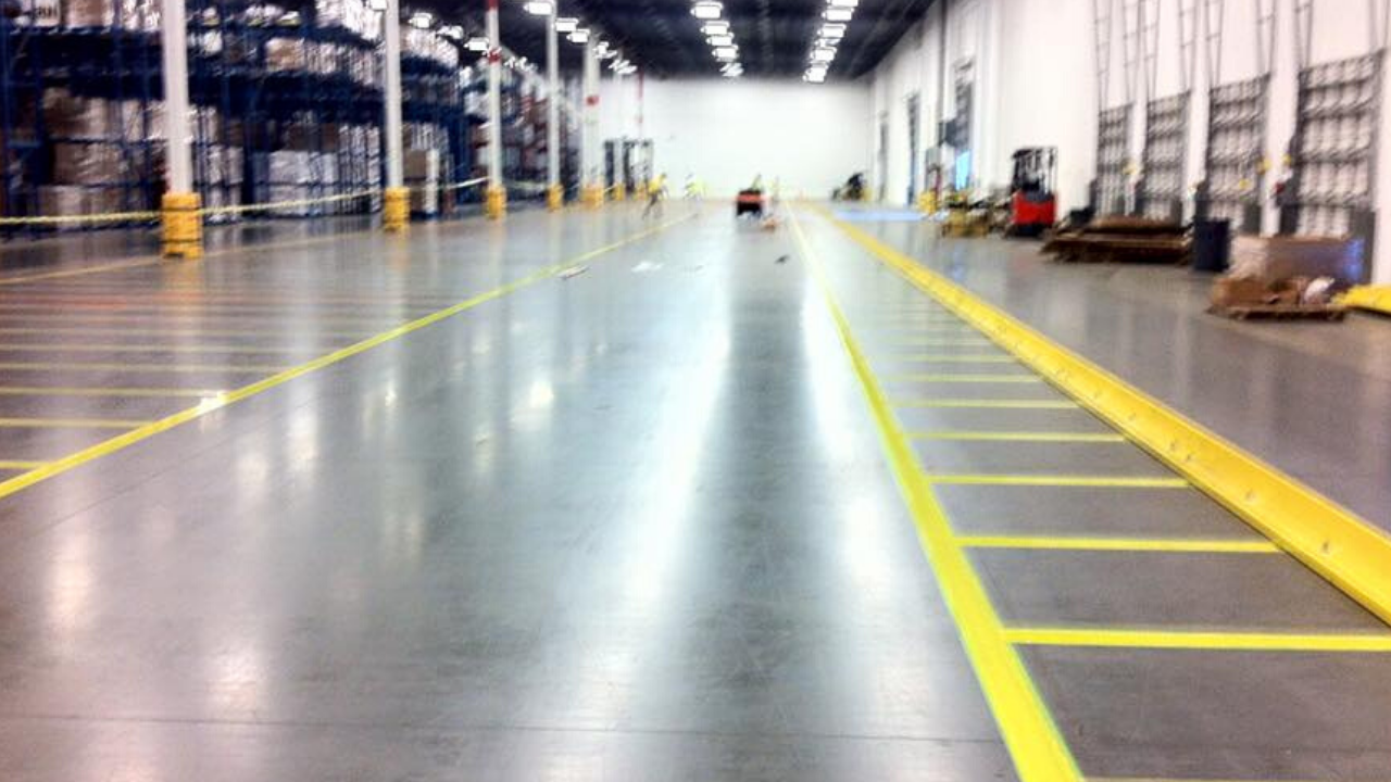 Industrial Coatings Tampa
