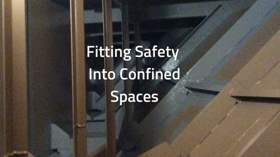 Fitting Safety Into Confined Spaces