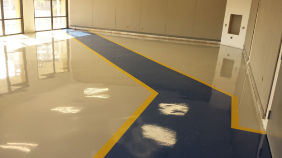 Why Use Safety Striping on Your Facility's Flooring?