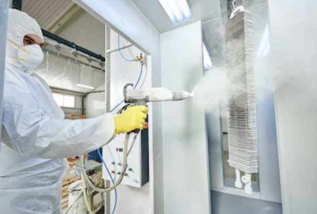 Controlled, Stable Factory Conditions Needed for Metallic and Powder Coating Systems