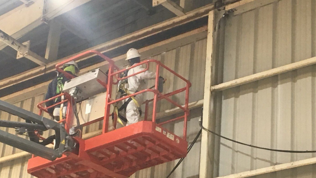 Painting your facility