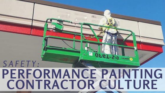 Safety - Performance Painting Contractor Culture