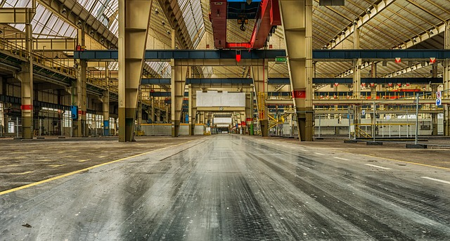 Moisture Management for Industrial Buildings